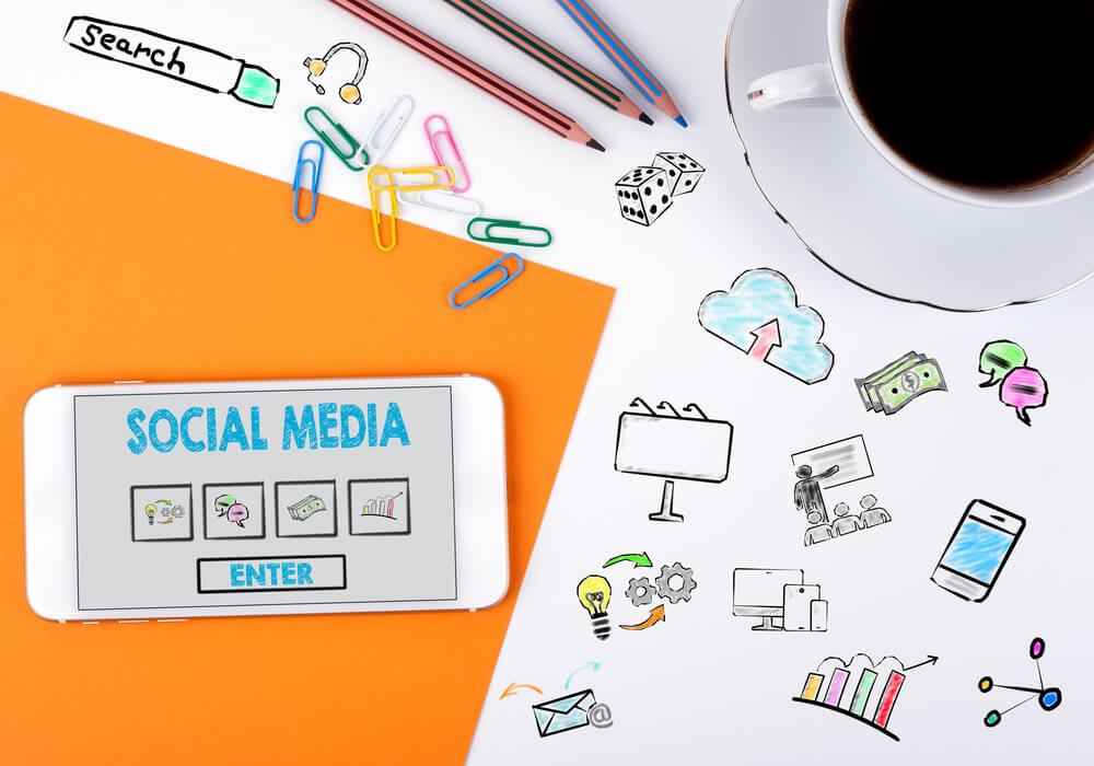 seo and social media network