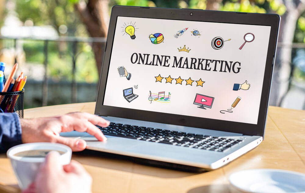 what's online marketing
