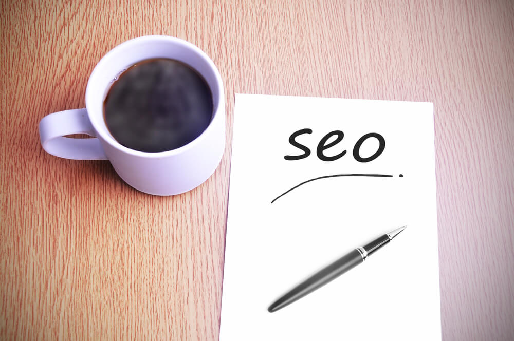what is seo writing