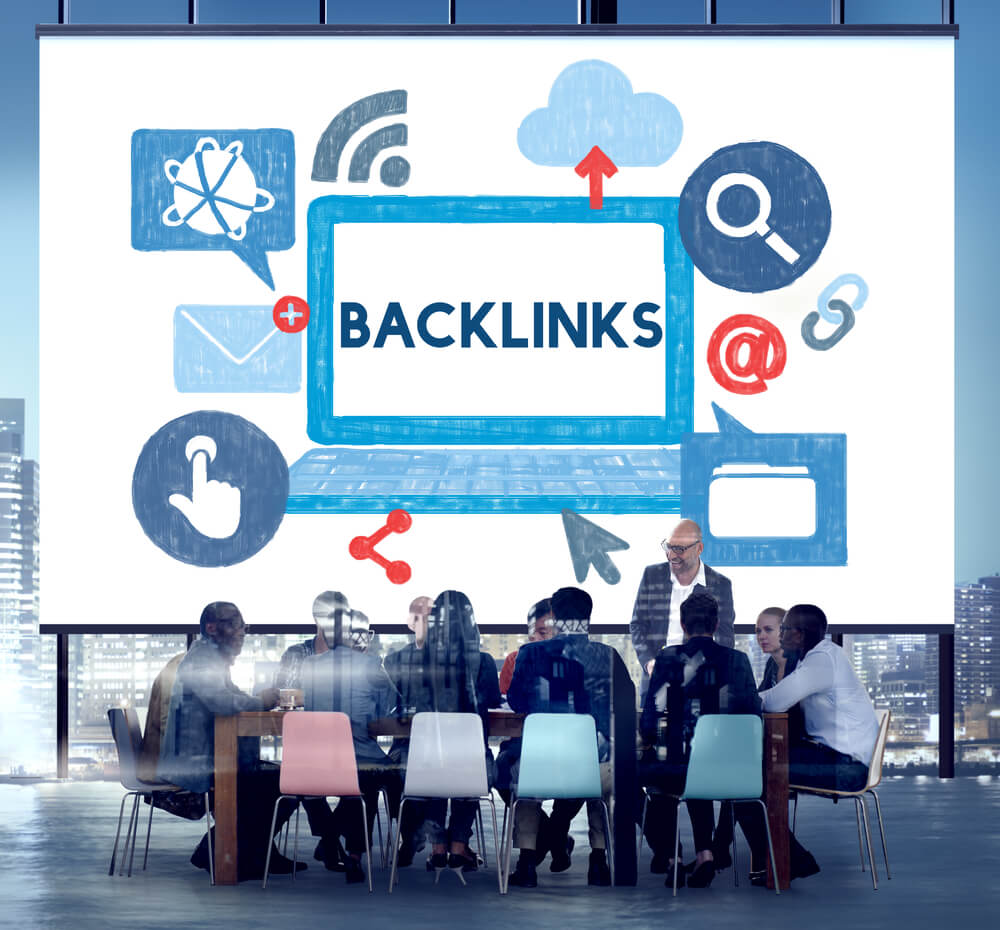 number of backlinks