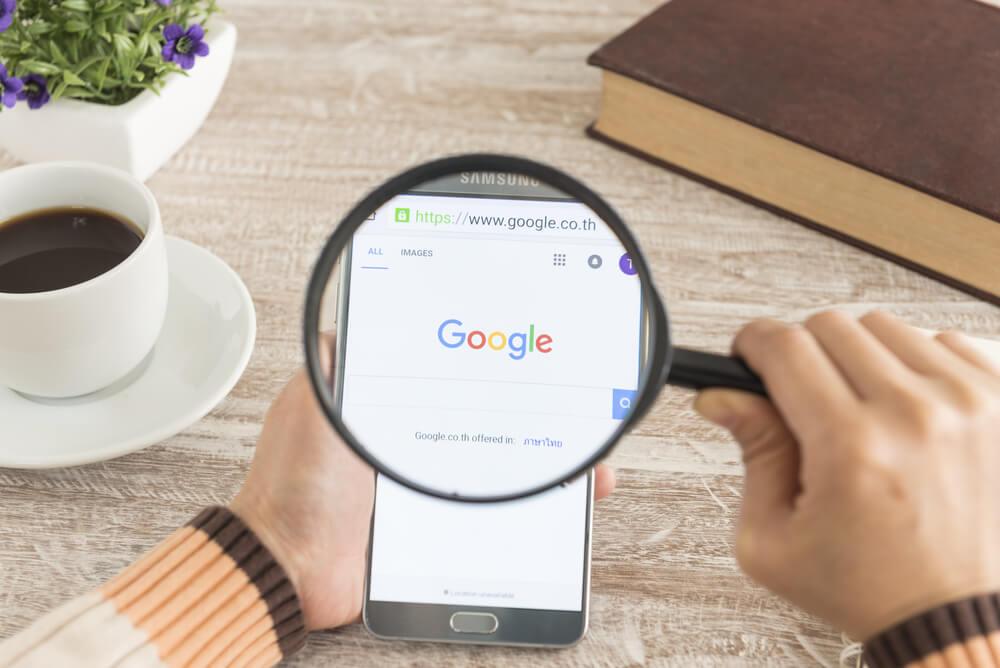 website google search optimization