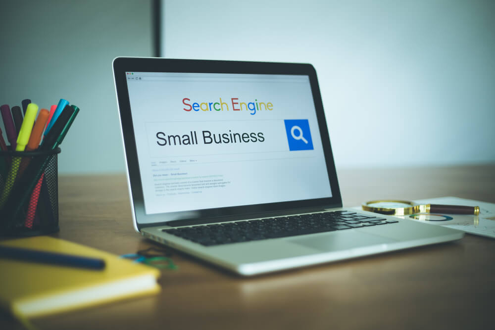 seo for small business website
