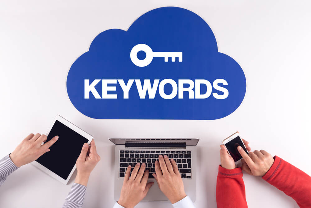 find keyword ranking for website