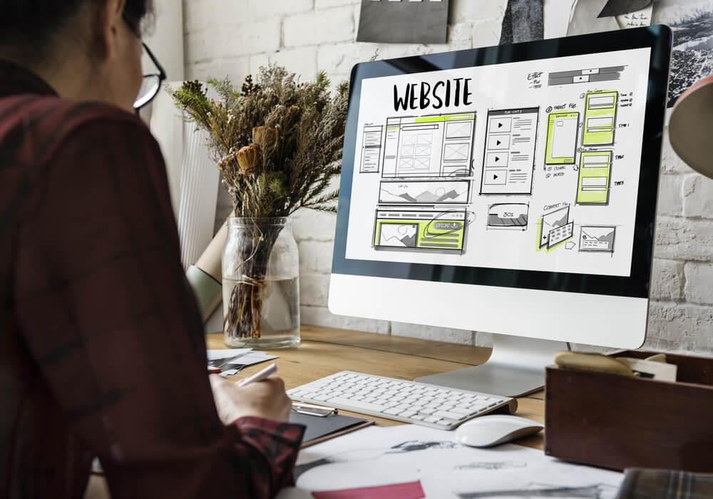 create ecommerce site