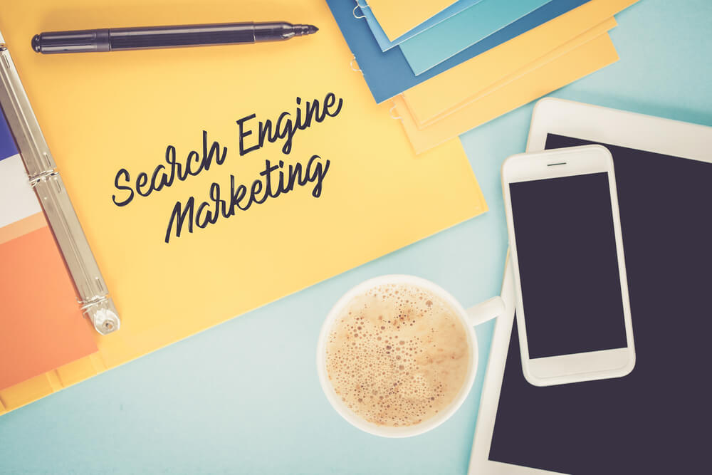professional search engine marketing