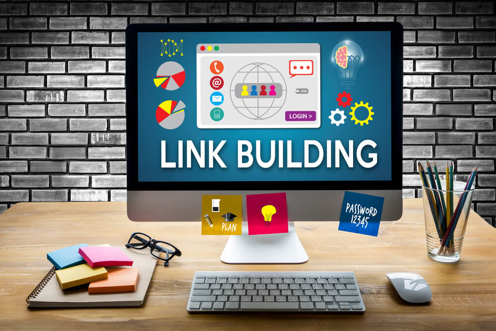 professional link building services