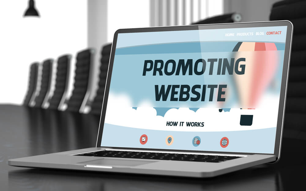 promote my website for free