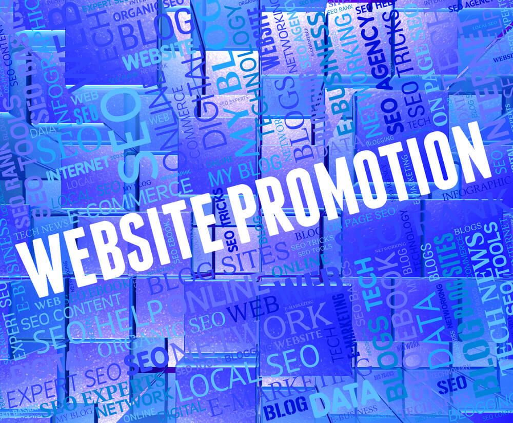 promote my website