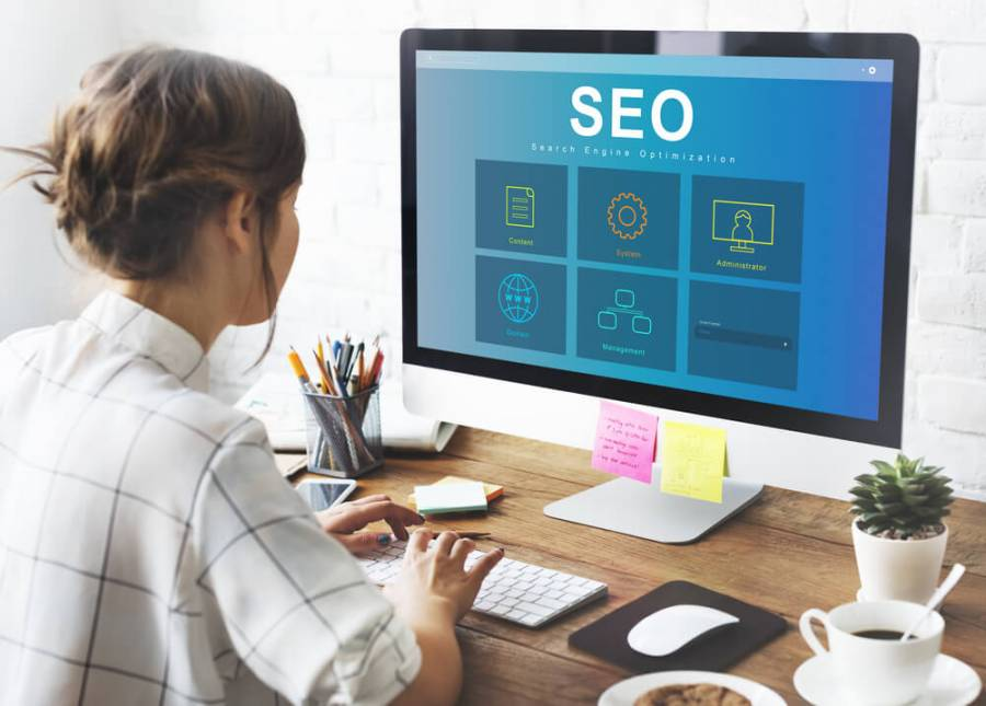 seo management company