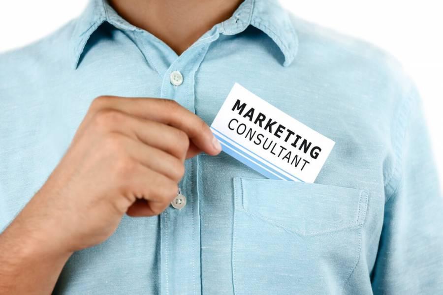marketing consultant website