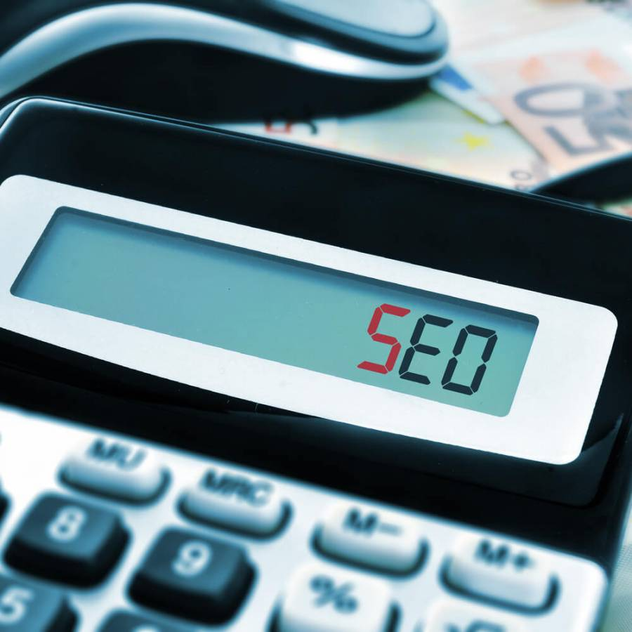 average seo cost
