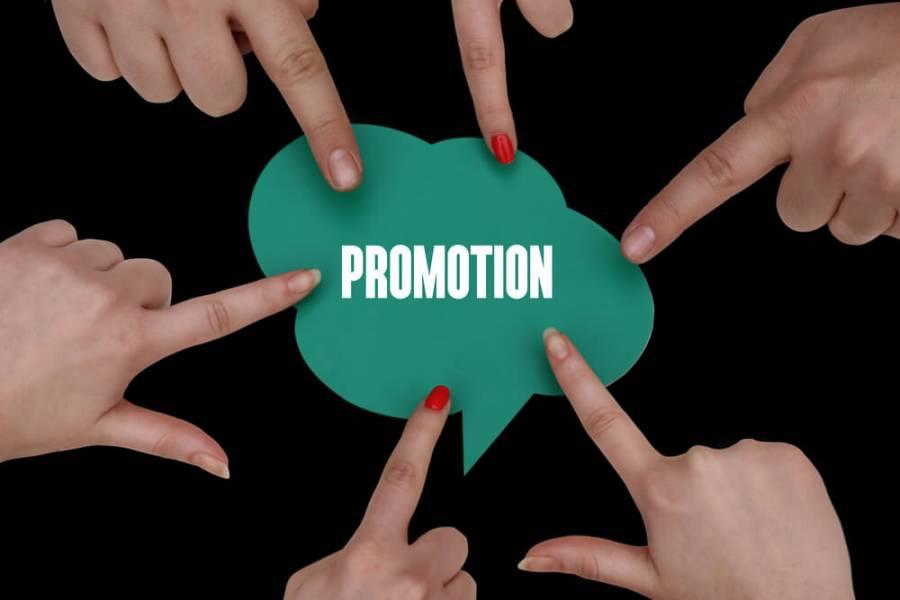 business promotion websites
