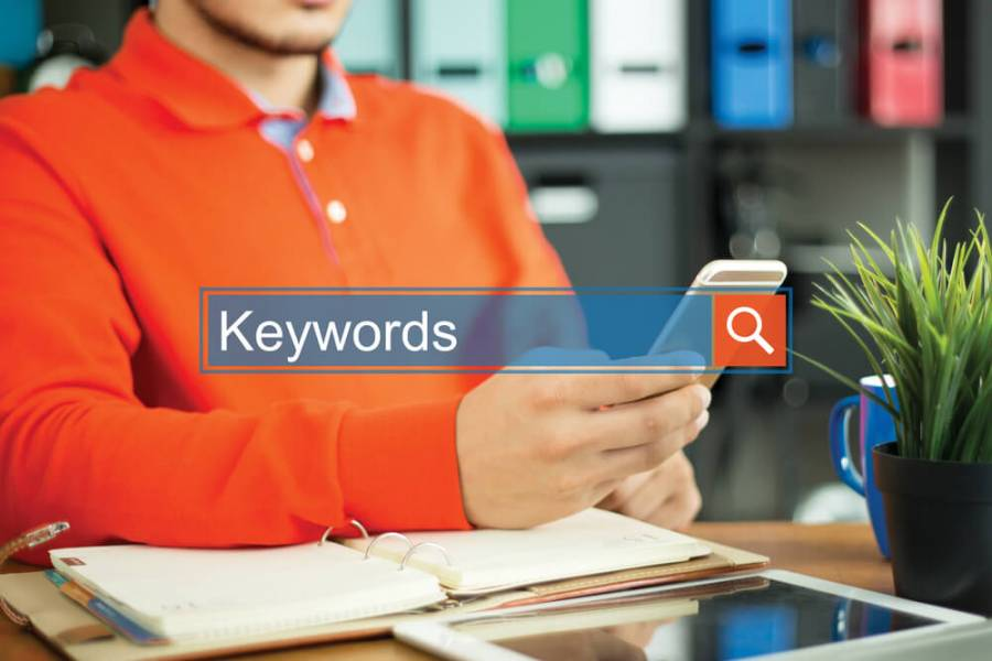 ecommerce keywords list