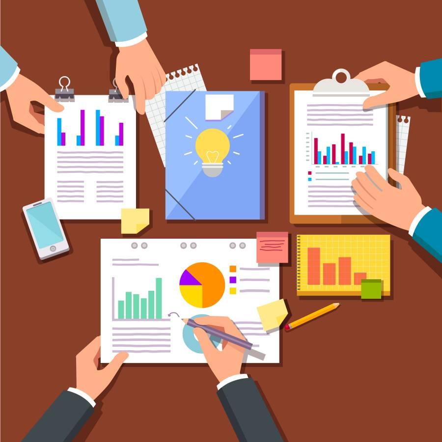 web analytics report