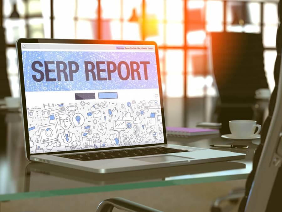 serp search