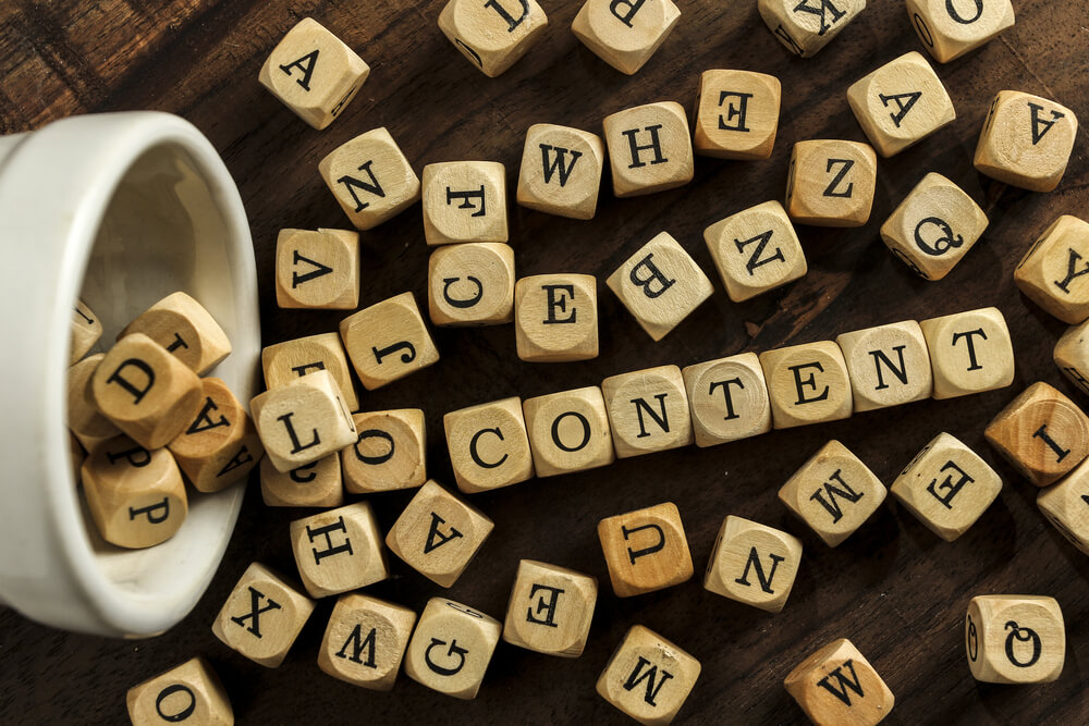 page content seo